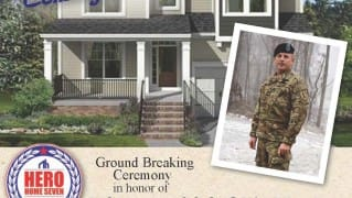 Operation: Coming Home Ground Breaking Ceremony Tuesday Dec. 10, 2013
